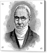 Patrick Bront� (1777-1861) Acrylic Print by Granger