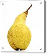 Pear Acrylic Print by Bernard Jaubert