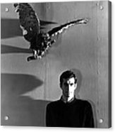 Psycho, Anthony Perkins, 1960 Acrylic Print by Everett