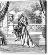 Romeo & Juliet Acrylic Print by Granger