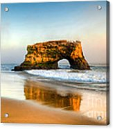 Santa Cruz Acrylic Print by Kelly Wade