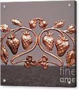 Stampings 29 Acrylic Print by Dwight Goss