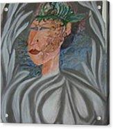 Tattoo You Acrylic Print by Marian Hebert