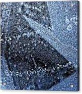 The Ice Acrylic Print by Odon Czintos