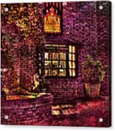 The Village Of Light Acrylic Print by Marc Parker