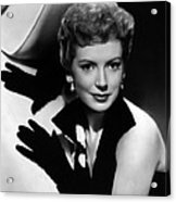 Thunder In The East, Deborah Kerr, 1952 Acrylic Print by Everett