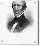 Wendell Phillips (1811-1884) Acrylic Print by Granger