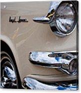 1955 Dodge Royal Lancer Sedan Acrylic Print by David Patterson