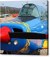 1958 Morrisey 2150 Cn Fp2 Aircraft 7d15835 Acrylic Print by Wingsdomain Art and Photography