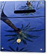 1963 Apollo Hood Acrylic Print by Jill Reger