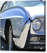 1963 Ford Thunderbird Limited Edition Landau Acrylic Print by Al Bourassa