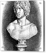 Arminius (c17 B.c.-21 A.d.) Acrylic Print by Granger