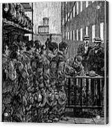 Blackwells Island, 1876 Acrylic Print by Granger