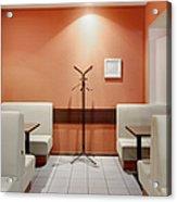 Cafe Dining Room Acrylic Print by Magomed Magomedagaev