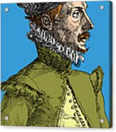 Felix Plater, Swiss Physician Acrylic Print by Science Source