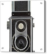 Old Camera Acrylic Print by Michal Boubin