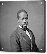 Portrait Of An African American Man Acrylic Print by Everett