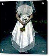 The Bride Acrylic Print by Joana Kruse