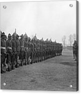 U.s. Army, African American Soldiers Acrylic Print by Everett