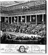 French Revolution, 1789 Acrylic Print by Granger