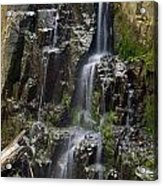 Buttermilk Falls Acrylic Print by Mike Horvath