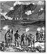 Chief Joseph (1840-1904) Acrylic Print by Granger