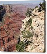 Grand Canyon National Park Arizona Usa Acrylic Print by Audrey Campion