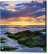 Burns Beach Acrylic Print by Imagevixen Photography