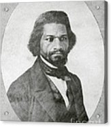 Frederick Douglass, African-american Acrylic Print by Photo Researchers