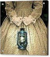 Lantern Acrylic Print by Joana Kruse