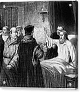 John Wycliffe (1320?-1384) Acrylic Print by Granger