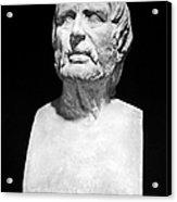 Lucius Annaeus Seneca Acrylic Print by Granger