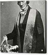 Richard Owen, English Paleontologist Acrylic Print by Science Source