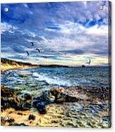 Point Peron Wa Acrylic Print by Imagevixen Photography