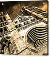 A Night At The Museum Acrylic Print by Jez C Self