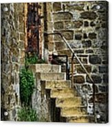 Abandon Hope Acrylic Print by Paul Ward