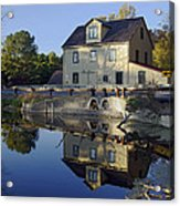Abbotts Mill Acrylic Print by Brian Wallace