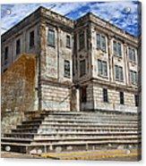Alcatraz Cellhouse  Acrylic Print by Garry Gay