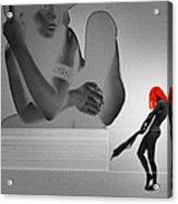 Alias Acrylic Print by Naxart Studio