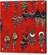 All Ears Acrylic Print by Lorraine Devon Wilke