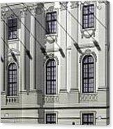 Alte Bibliothek Acrylic Print by RicardMN Photography