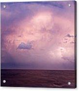 Amazing Skies Acrylic Print by Stelios Kleanthous