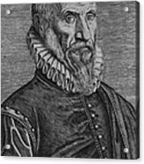 Ambroise Pare, The Great 16th Century Acrylic Print by Everett
