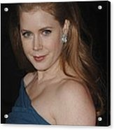 Amy Adams At Arrivals For 22nd Annual Acrylic Print by Everett