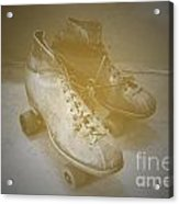 Antique Roller Skates Acrylic Print by Jost Houk