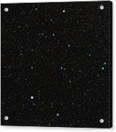 Aquarius Constellation Acrylic Print by Eckhard Slawik