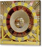 Atlas Detector Module Acrylic Print by David Parker