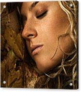 Autumn 04 Acrylic Print by Silvio Schoisswohl