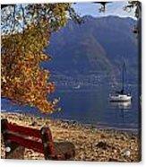 Autumn Acrylic Print by Joana Kruse