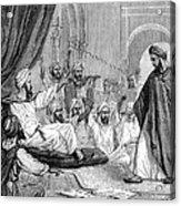 Averroes, Islamic Physician Acrylic Print by